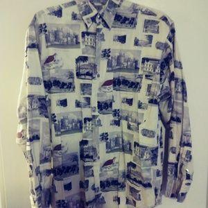 Paul Smith Castle Shirt